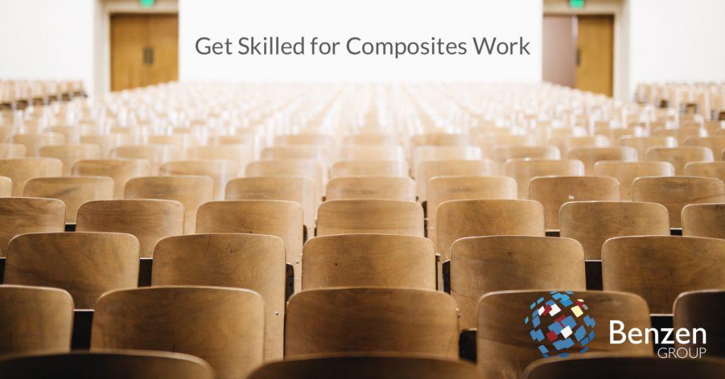 Get skilled for composites work