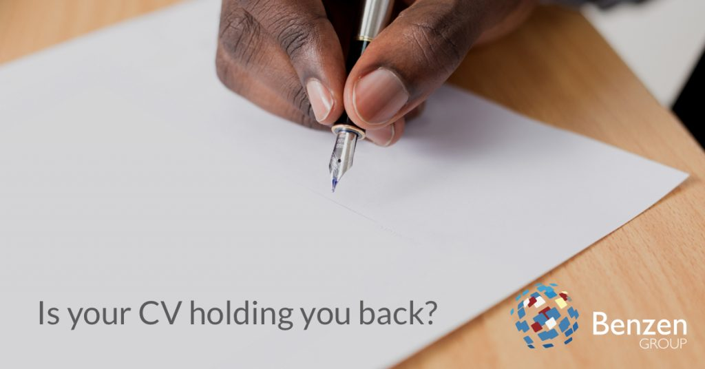 Is your CV holding you back from getting work in the composites industry?
